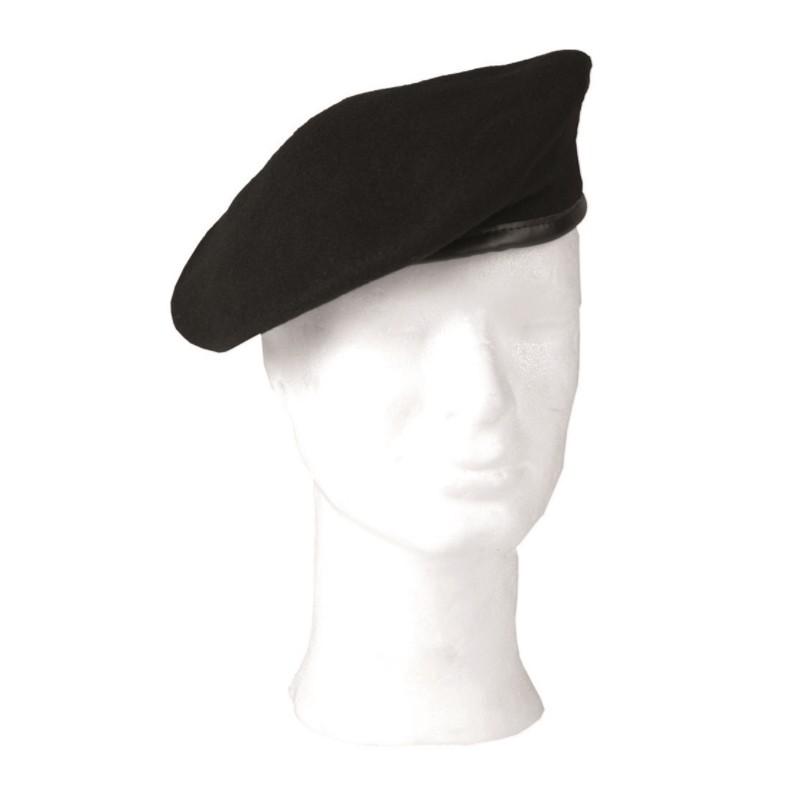 Armee Béret - schwarz