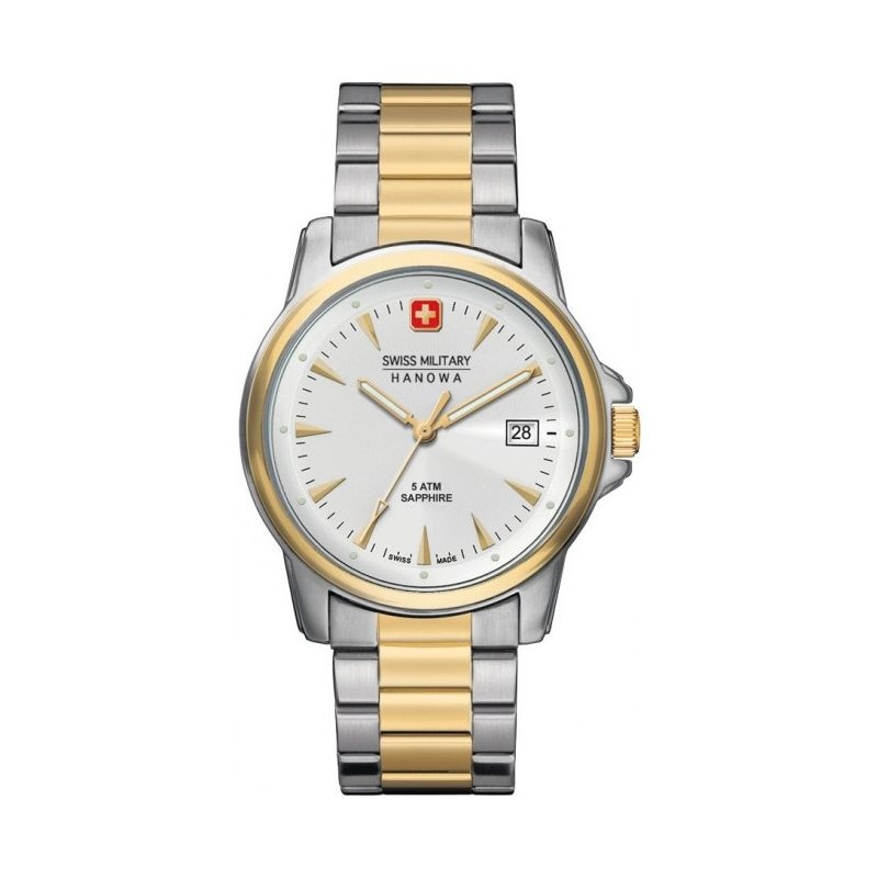 Swiss Military Hanowa - Swiss Recruit Prime - gold