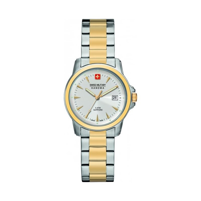 Swiss Military Hanowa - Swiss Recruit Prime Lady - gold