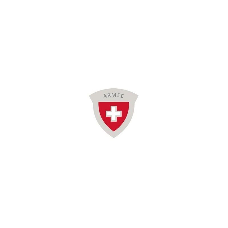 Pin - Schweizer Armee - versilbert