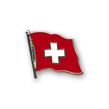 Schweizer Fahnenpin