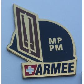Truppengattungspin - MP PM