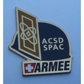Truppengattungspin - ACSD SPAC