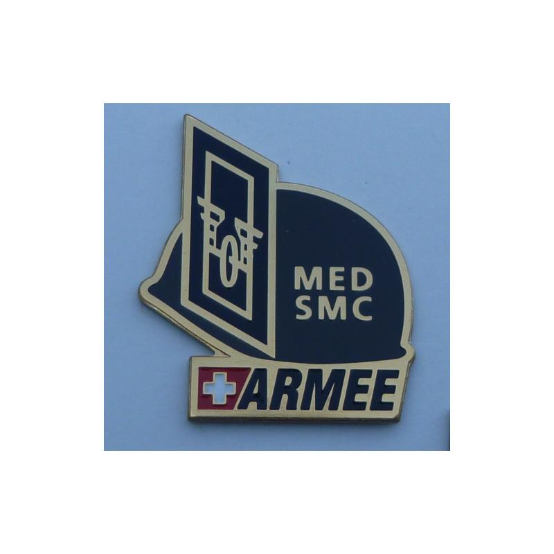 Truppengattungspin - MED SMC