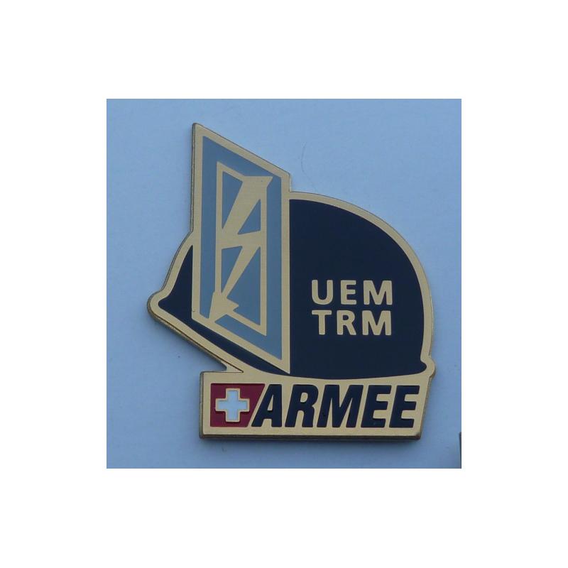 Truppengattungspin - UEM TRM