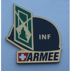 Truppengattungspin - INF