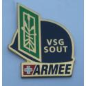 Truppengattungspin - VSG SOUT