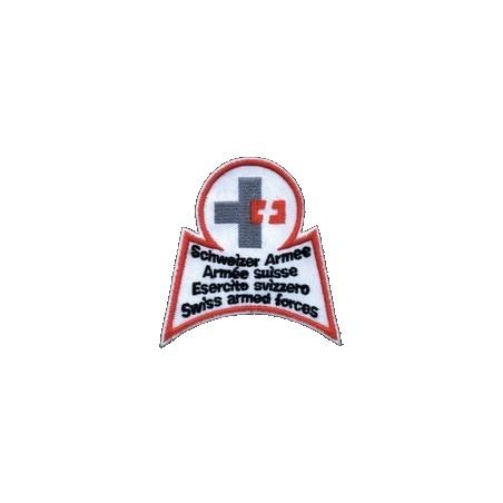 Schweizer Armee Patch zum Aufbügeln