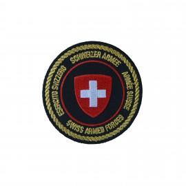 Patch Schweizer Armee zum Aufbügeln