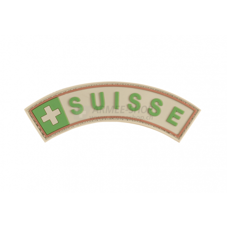 Swiss Rubber Patch