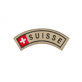 Suisse Tab Patch - klein