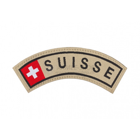 Suisse Tab Patch