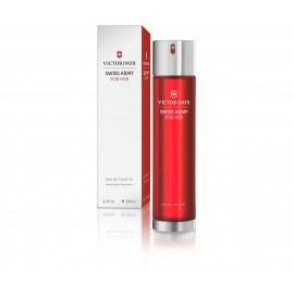 Victorinox - Swiss Army For Her - Eau de Toilette - 100 ml