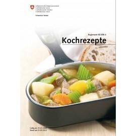 Schweizer Armee - Kochrezepte / Kochbuch