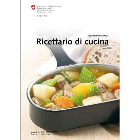 Esercito Svizzero - Ricettario di cucina