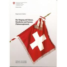 Schweizer Armee - Fahnenreglement
