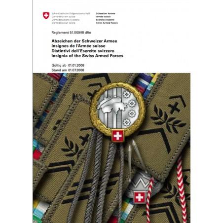 Abzeichen der Schweizer Armee