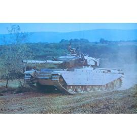 Fotoposter - Panzer Centurion