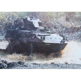 Fotoposter - Panzerjäger TOW-Piranha