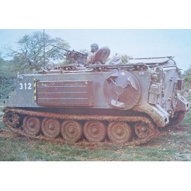 Fotoposter - Minenwerferpanzer 64