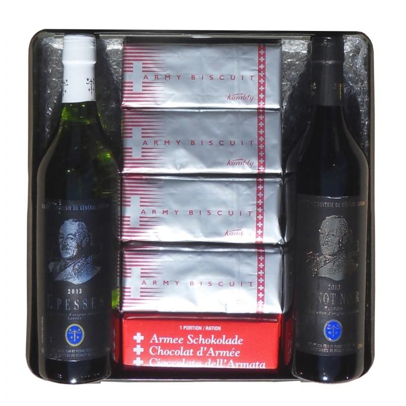 Minenwerfer-Köfferli - DRINKS & FOOD