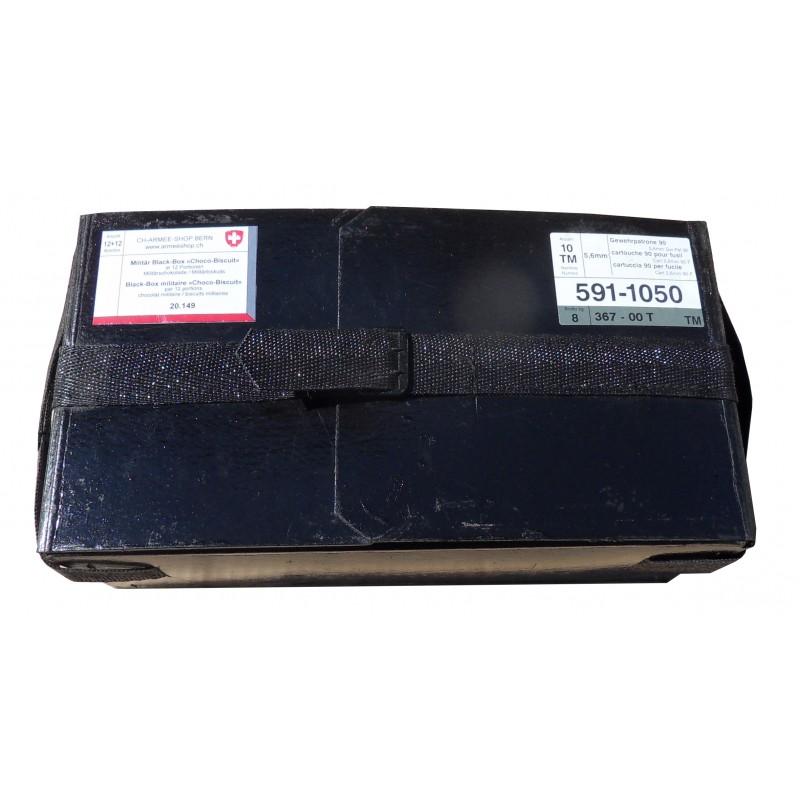 Militär Black-Box - Choco