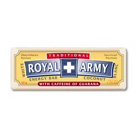 Royal Army Schokolade - Weiss - 50g