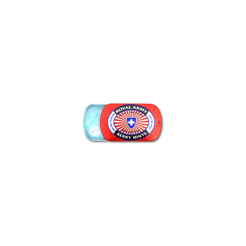 Royal Army - Berry Mints - 14 g