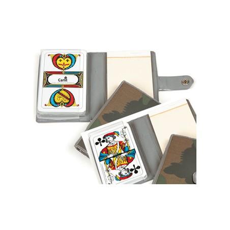 Armee-Jasskarten Set