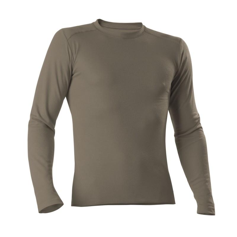 T-Shirt 1/1 - Unisex - oliv