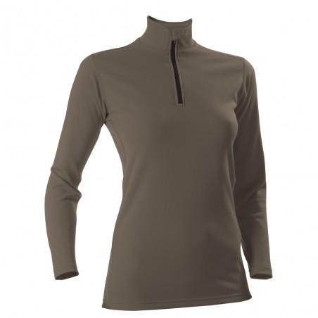 Roll-Shirt zip - Lady