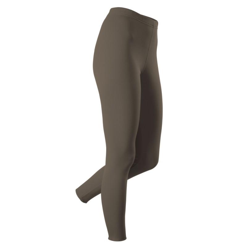 Leggings 1/1 - Lady - oliv