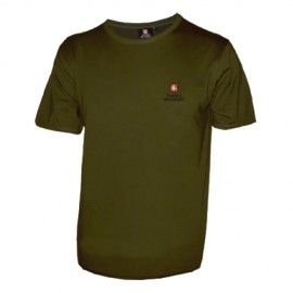 Swiss Military - T-Shirt - oliv