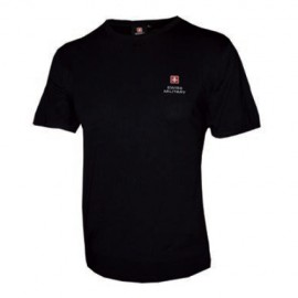 Swiss Military - T-Shirt - schwarz