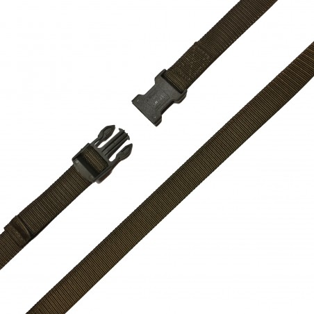 Militär Packriemen 90 - 80 cm - oliv