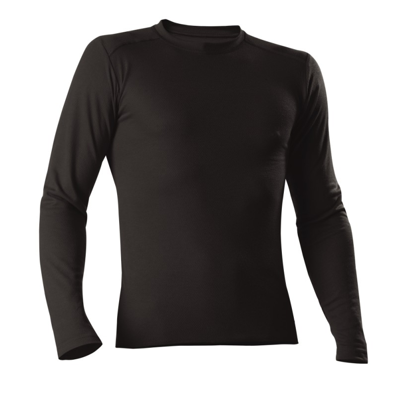 T-Shirt 1/1 - Unisex - schwarz