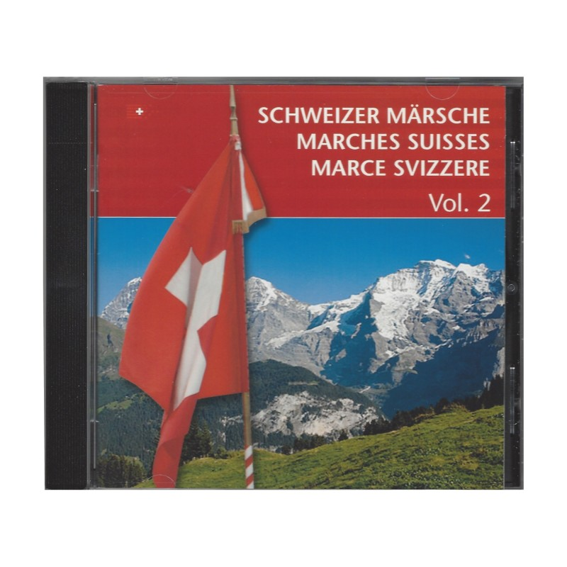 Schweizer Märsche -  Vol. 2