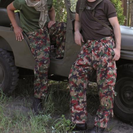 Militär-Tarnhose - TAZ 83