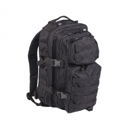 US Assault Pack 20L - schwarz