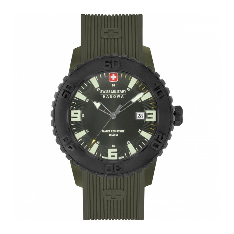 Swiss Military Hanowa - Twilight II - oliv