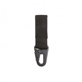 Schlüsselanhänger - Tactical 7 cm - schwarz