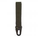 Schlüsselanhänger - Tactical 12 cm - oliv