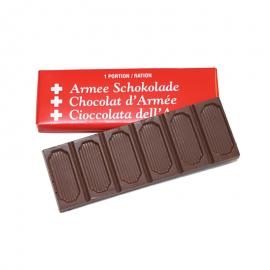 Original-Militärschokolade - 50g
