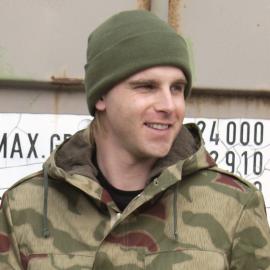 Kommando-Mütze - oliv