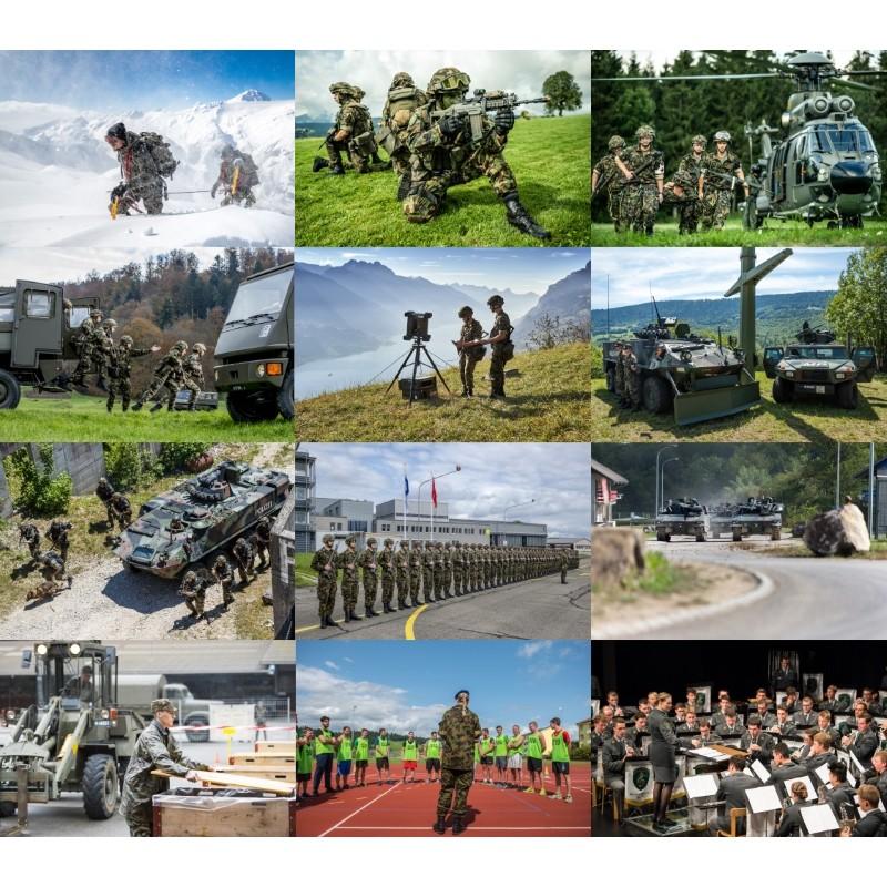 Armeekalender 2019
