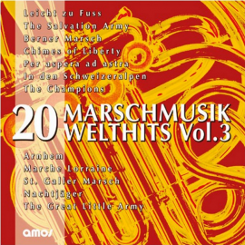 20 Marschmusik Welthits - Vol. 3 - CD