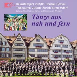Tänze aus nah und fern - 2 CD's