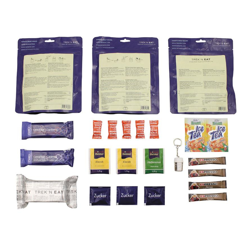 Verpflegungspaket - 1 Day Ration Pack
