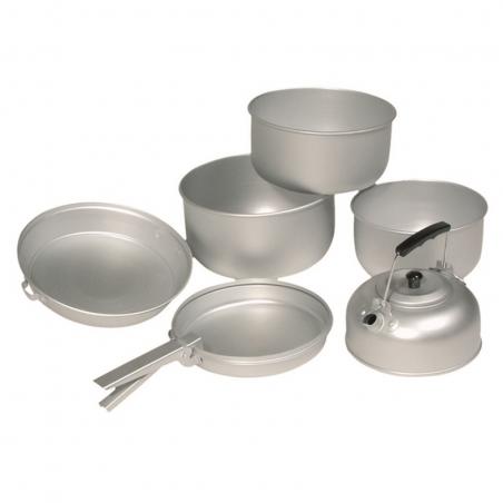 Koch-Set - Aluminium