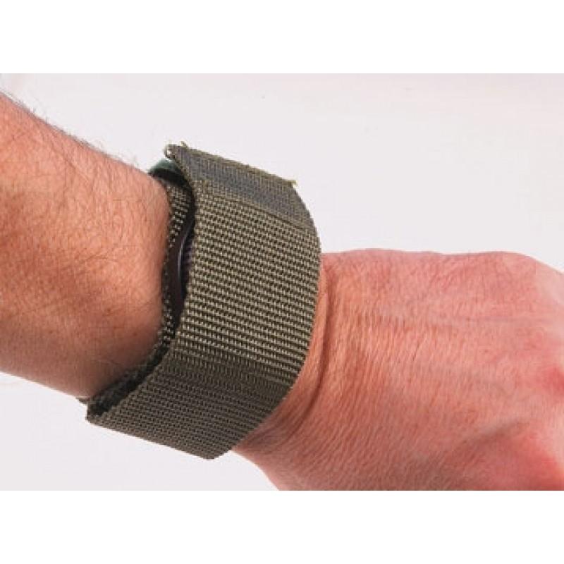 Uhren-Schutzband - oliv